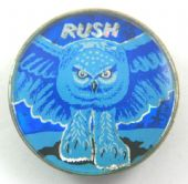 Rush - 'Fly by Night' Prismatic Crystal Badge